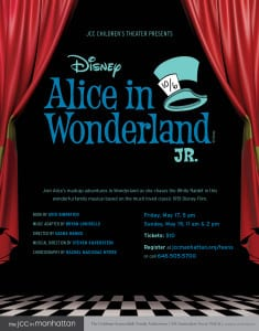 FLNB03.Alice & Wonderland Poster2