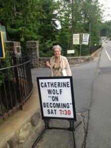 Catherine Wolf