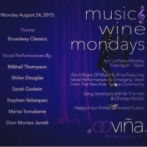 Musical Monday 2015
